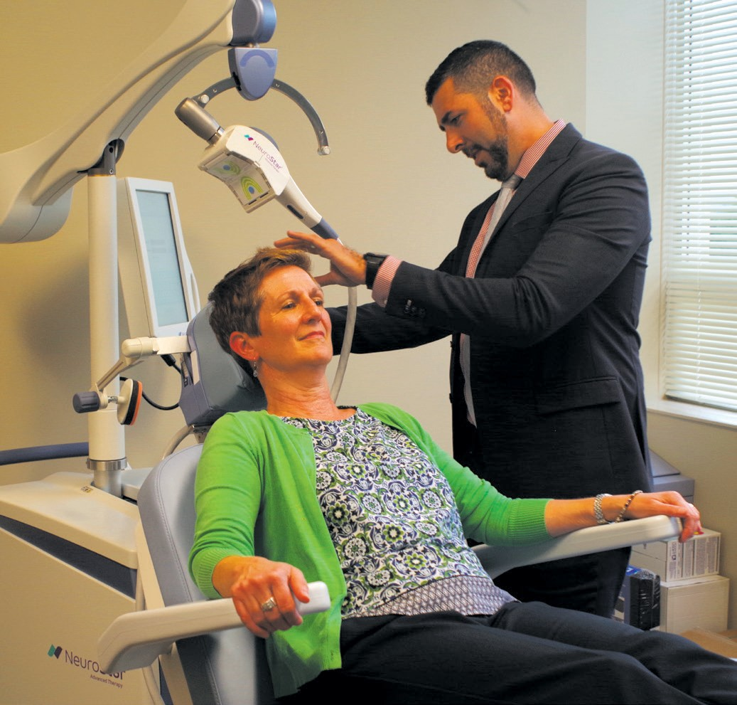 Depression treatment to be offered at new Highlands ...