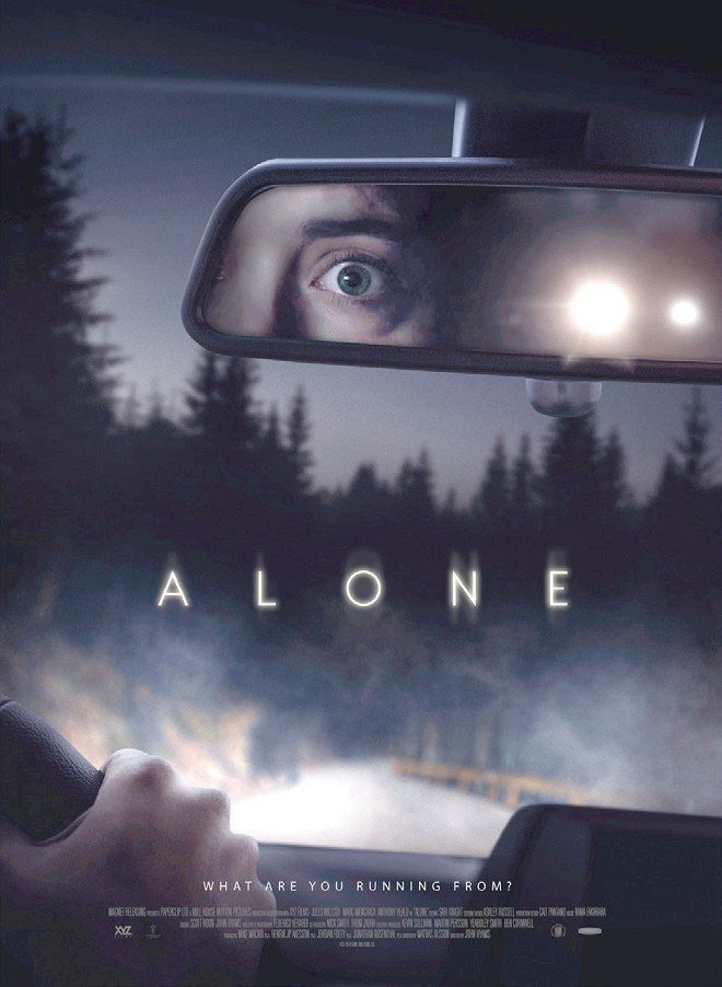 Review: Misery Is Company in Tense Thriller 'Alone' | The Daily Courier